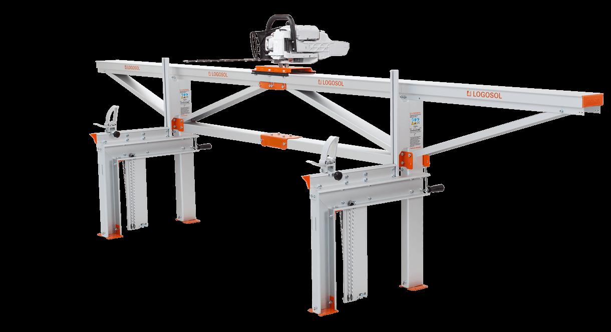 F2 Chain Sawmill