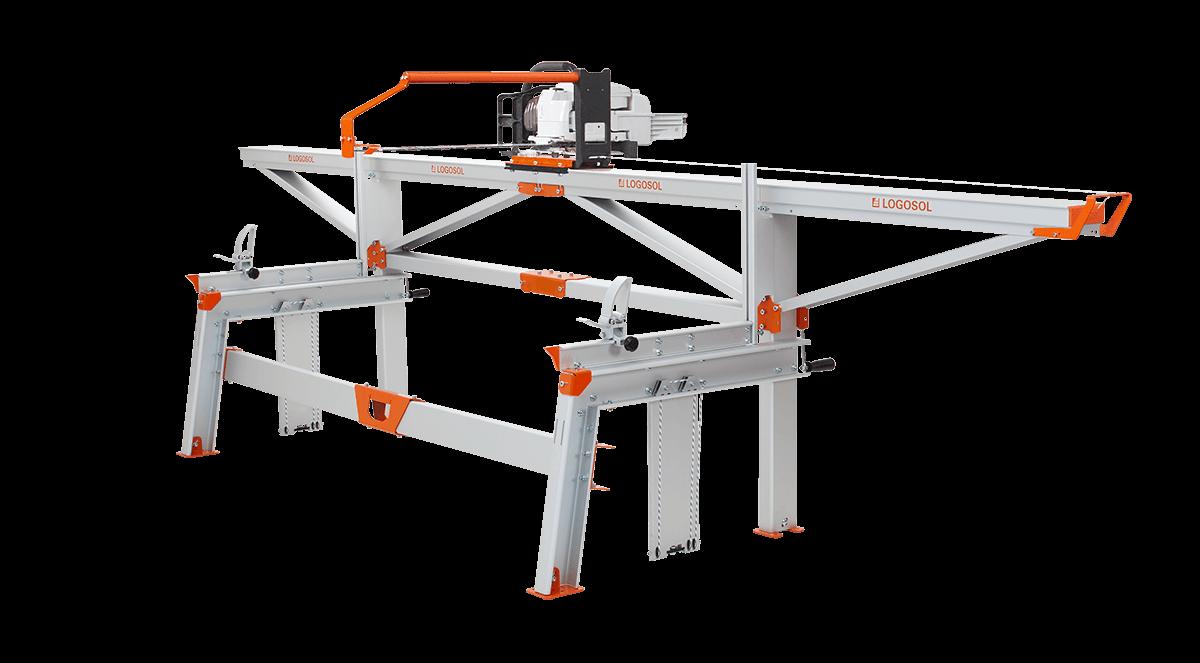 F2+ Chain Sawmill | Chain Sawmills | Sawmills | LOGOSOL