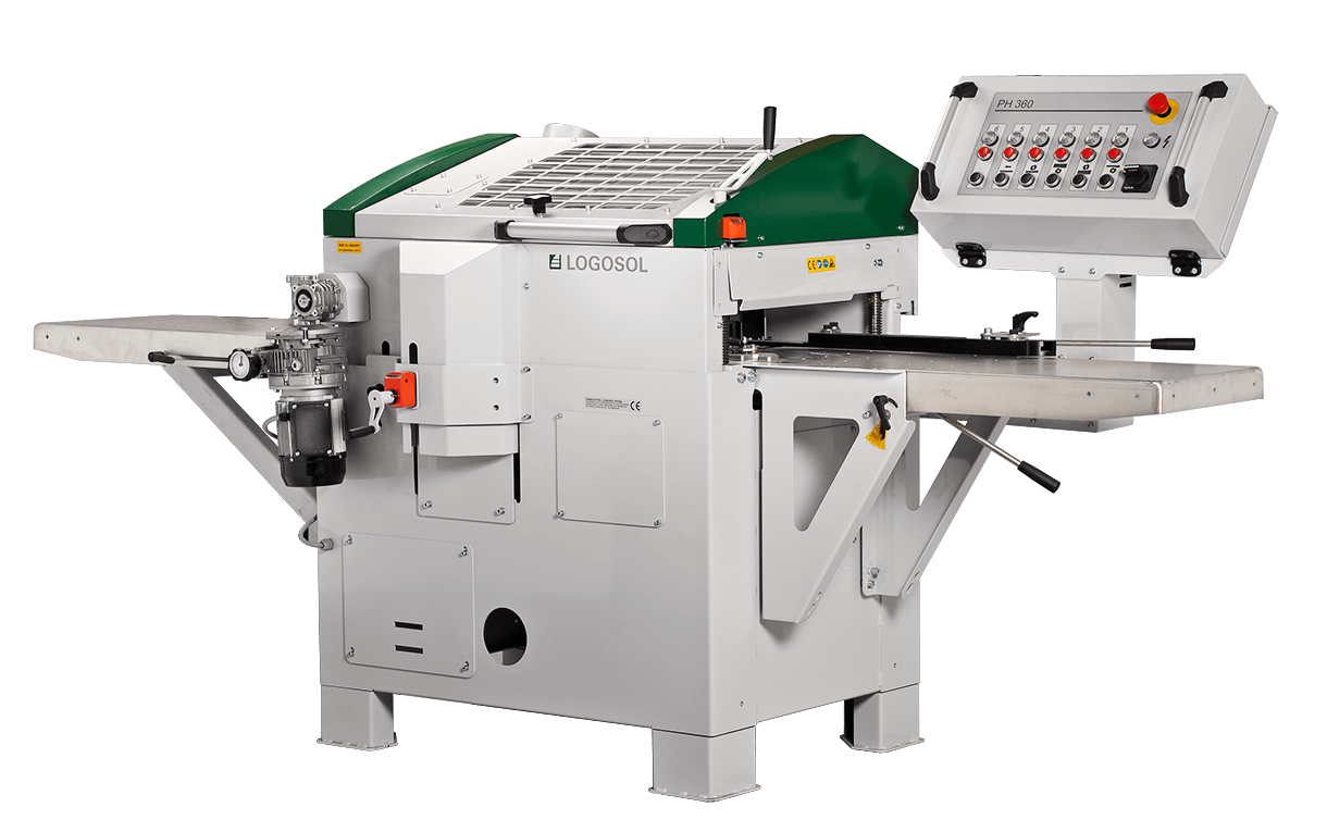 PH360 4-cutter Moulder