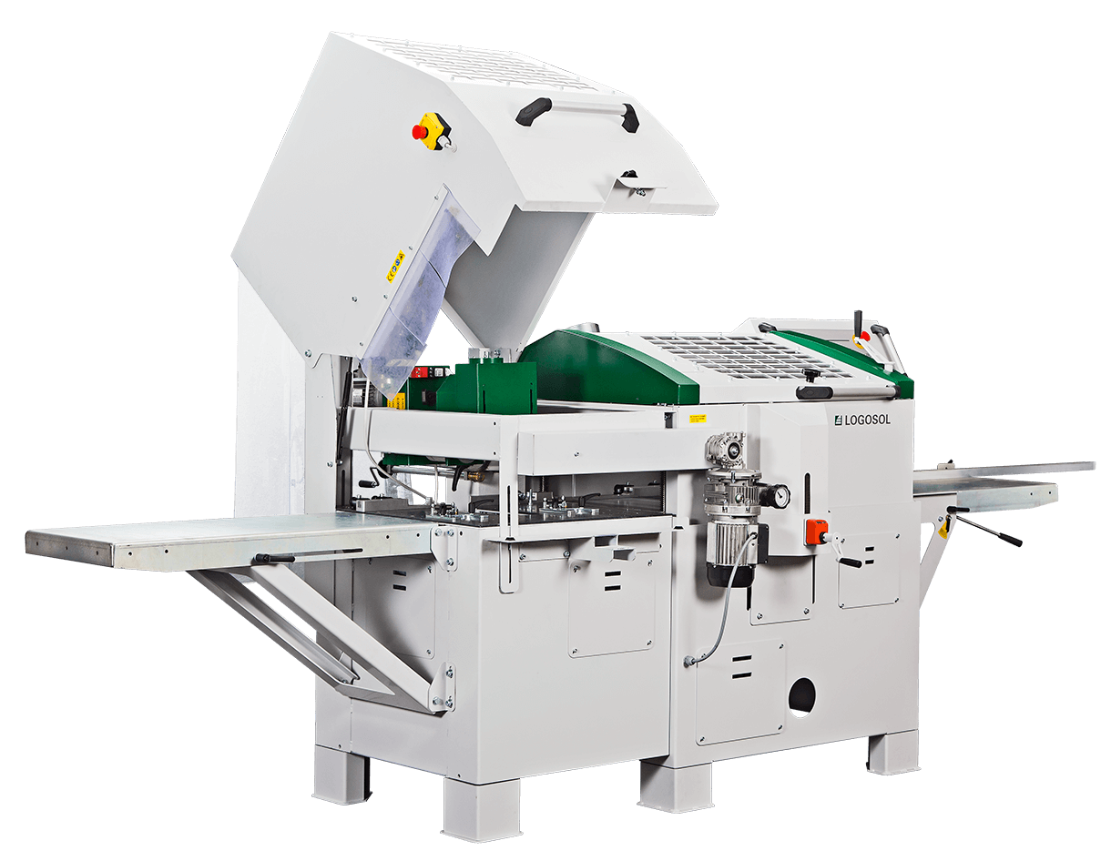 PH365 5-cutter Moulder