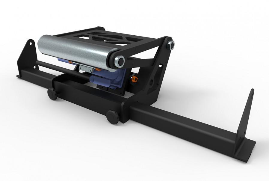 Manual Hydraulic Toe Board, B751 PRO