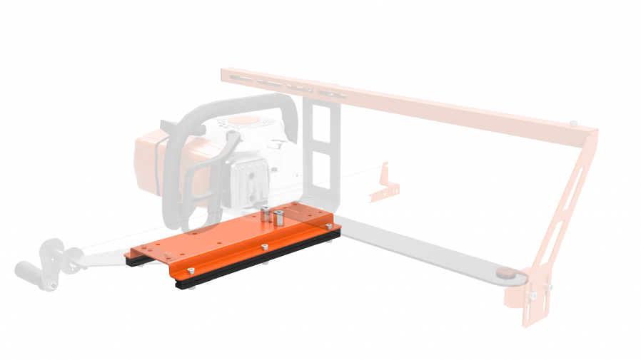 Accessory package for F2 original saw carriage