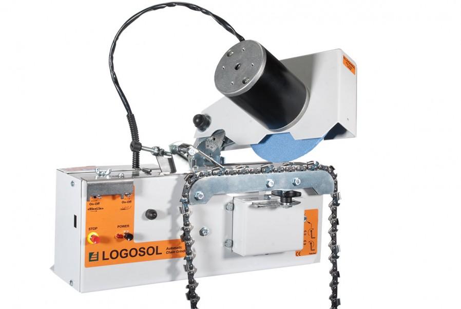 Automatic chain sharpener