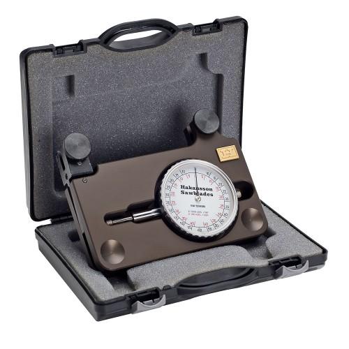Blade tension gauge
