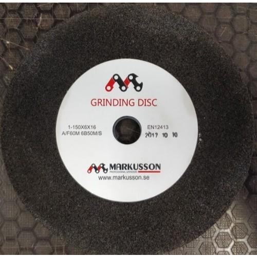 Grinding Disc, 6'' x 1/4'' x 5/8'' (150 x 6,0 x 16 mm)